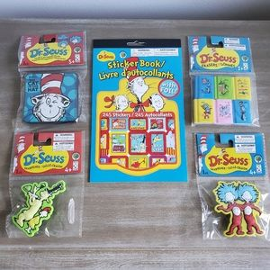 Dr. Seuss School Supplies Bundle